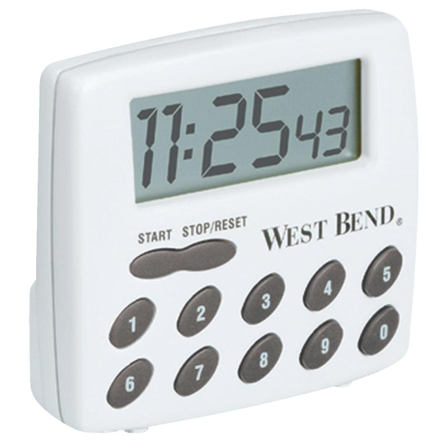 West Bend Electronic Timer Image 1