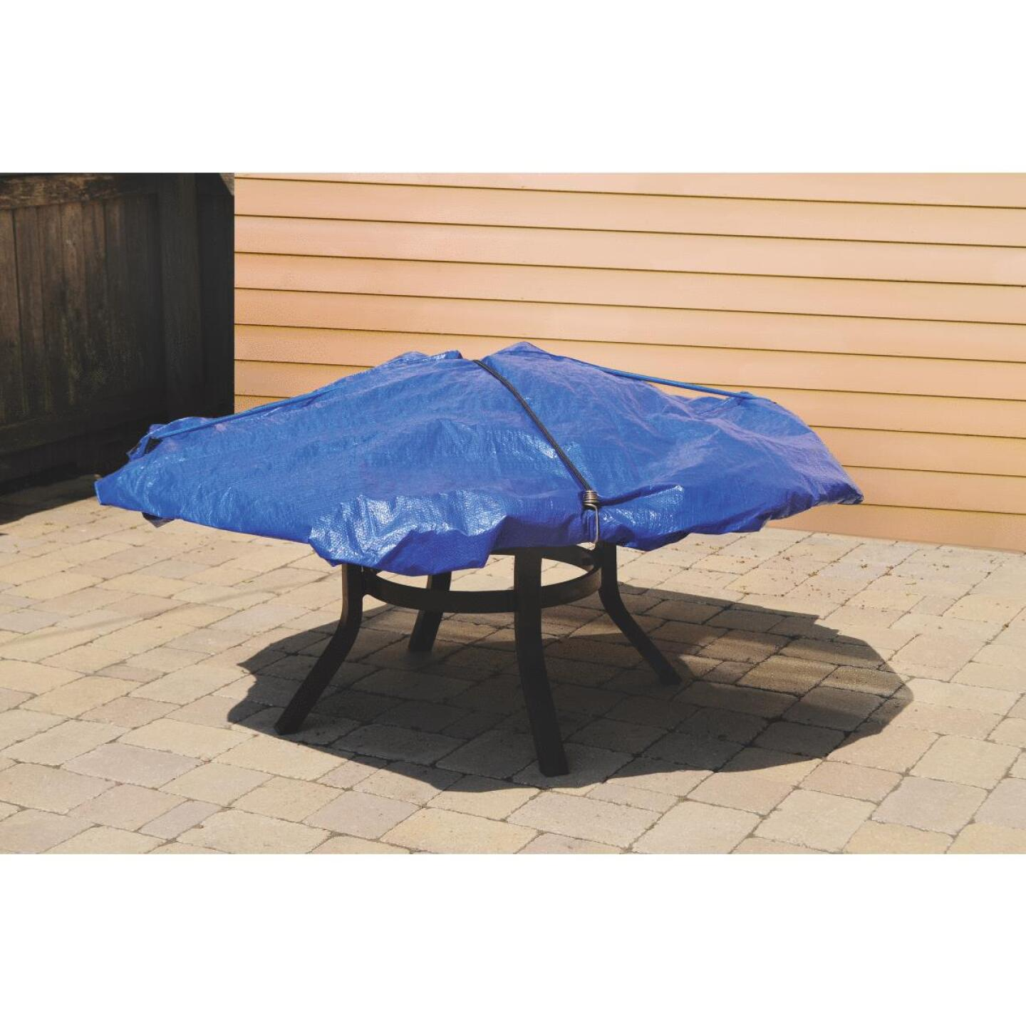 Do it Blue Woven 8 Ft. x 10 Ft. Medium Duty Poly Tarp Image 6