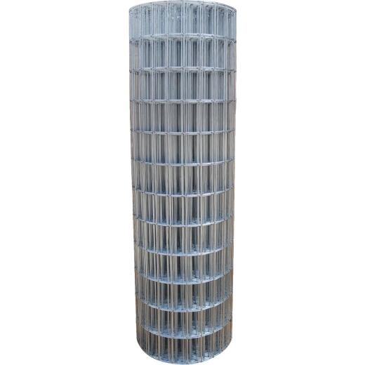 Do it Utility 24 In. H. x 25 Ft. L. (1x2) Galvanized Welded Wire Fence