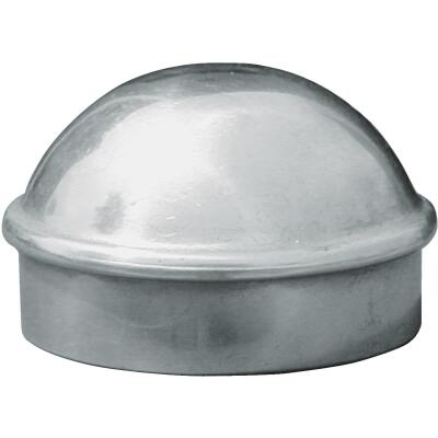 Midwest Air Tech Rounded Post 2-3/8 in. Aluminum Cap