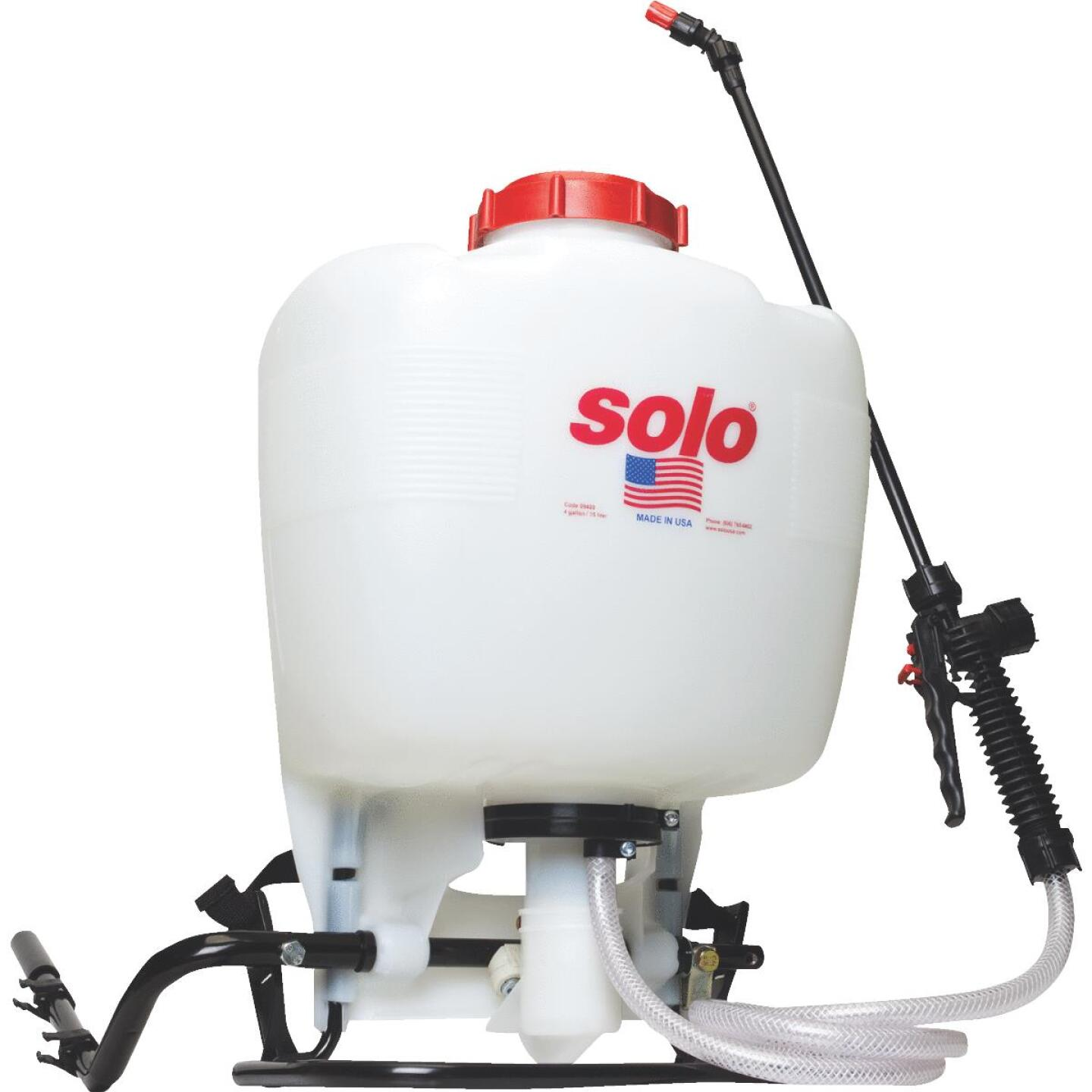 Solo 425 4 Gal. Backpack Sprayer Image 4