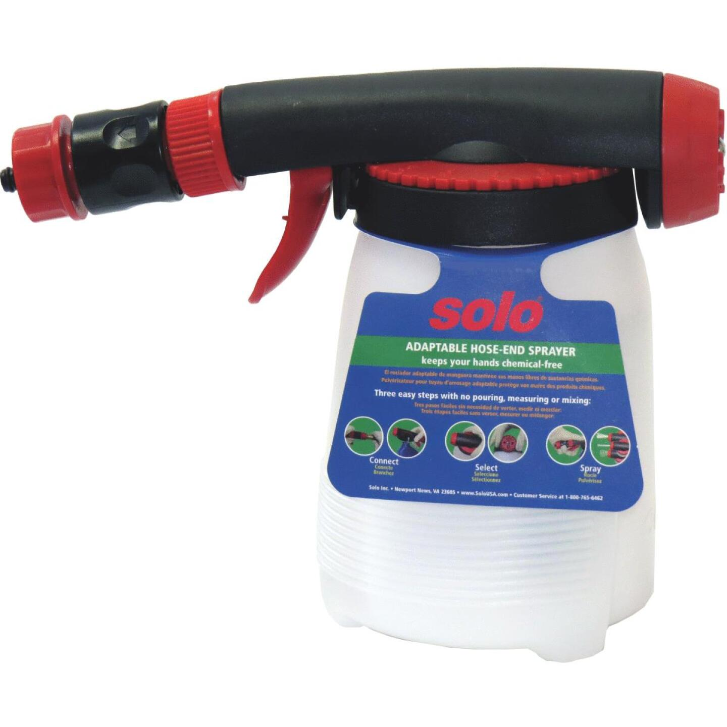 Solo 32 Oz. Hose End Sprayer Image 1