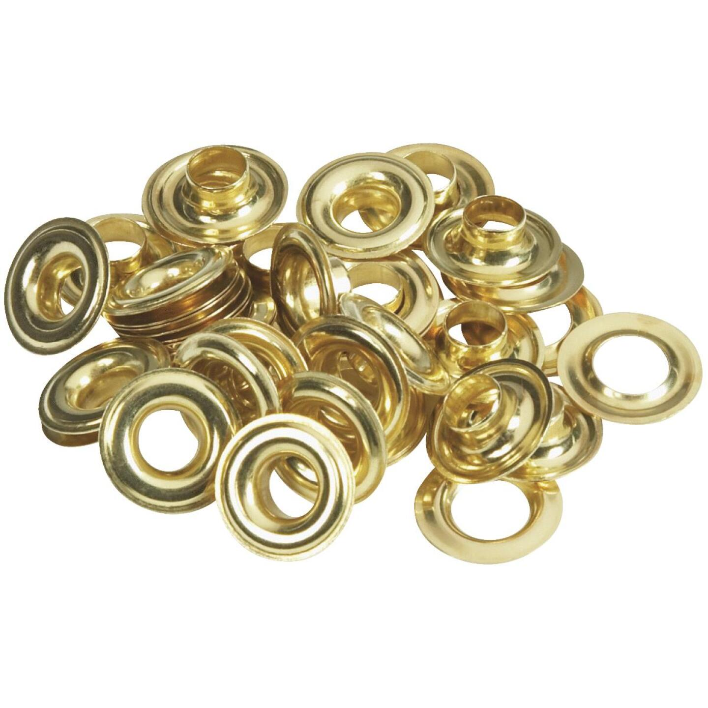 Lord & Hodge 5/16 In. Brass Grommet Refills (24 Ct.) Image 1