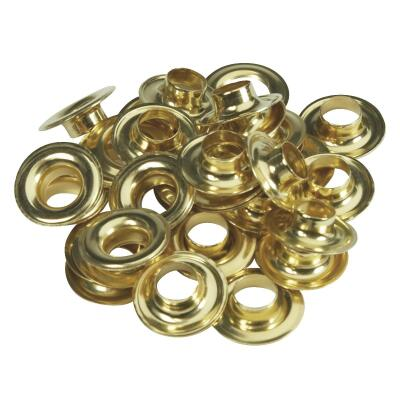 Lord & Hodge 3/8 In. Brass Grommet Refills (24 Ct.)
