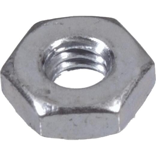 Hillman #10 24 tpi Low-Carbon Steel Hex Machine Screw Nut (20 Ct.)