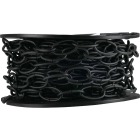Campbell #10 40 Ft. Black Poly-Coated Metal Craft Chain Image 2