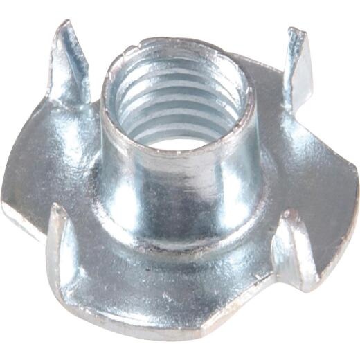 Hillman #10 24 tpi Pronged Tee Nuts (4 Ct.)