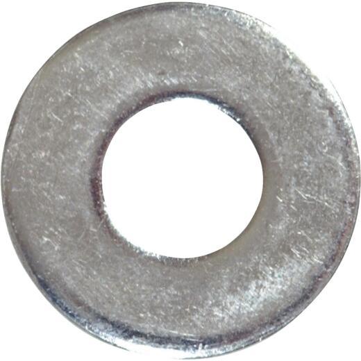 Hillman #6 Steel Zinc Plated Flat SAE Washer (100 Ct.)