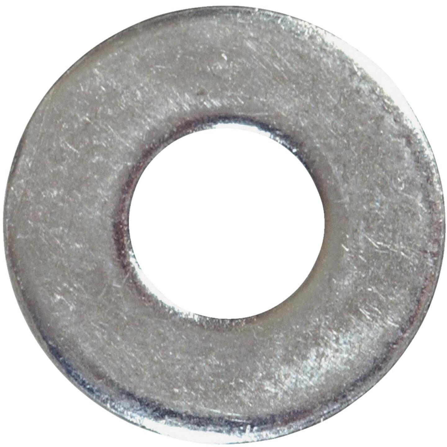 Hillman 5/8 In. Steel Zinc Plated Flat USS Washer (25 Ct.) Image 1