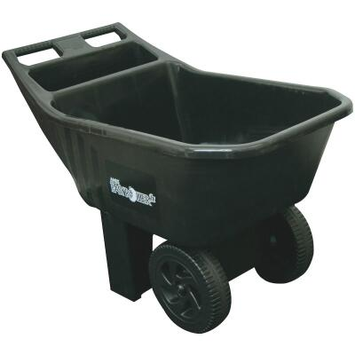 Ames Easy Roller Jr. 3 Cu. Ft. 200 Lb. Poly Garden Cart