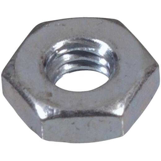 Hillman 1/4 In. 20 tpi Grade 2 Zinc Hex Machine Screw Nut (100 Ct.)