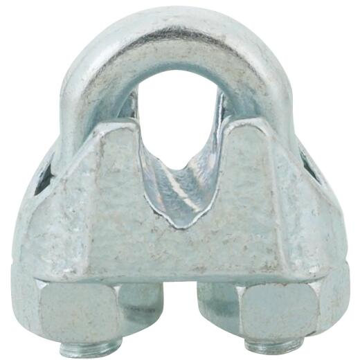 Campbell 3/16 In. Galvanized Iron Cable Clip