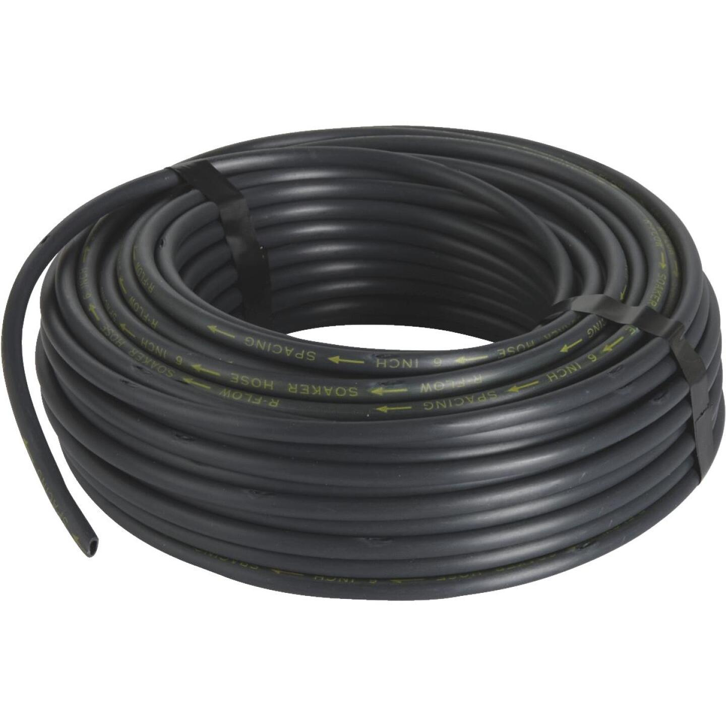 Raindrip 1/4 In. Dia. x 100 Ft. L. Poly Soaker Hose Image 1