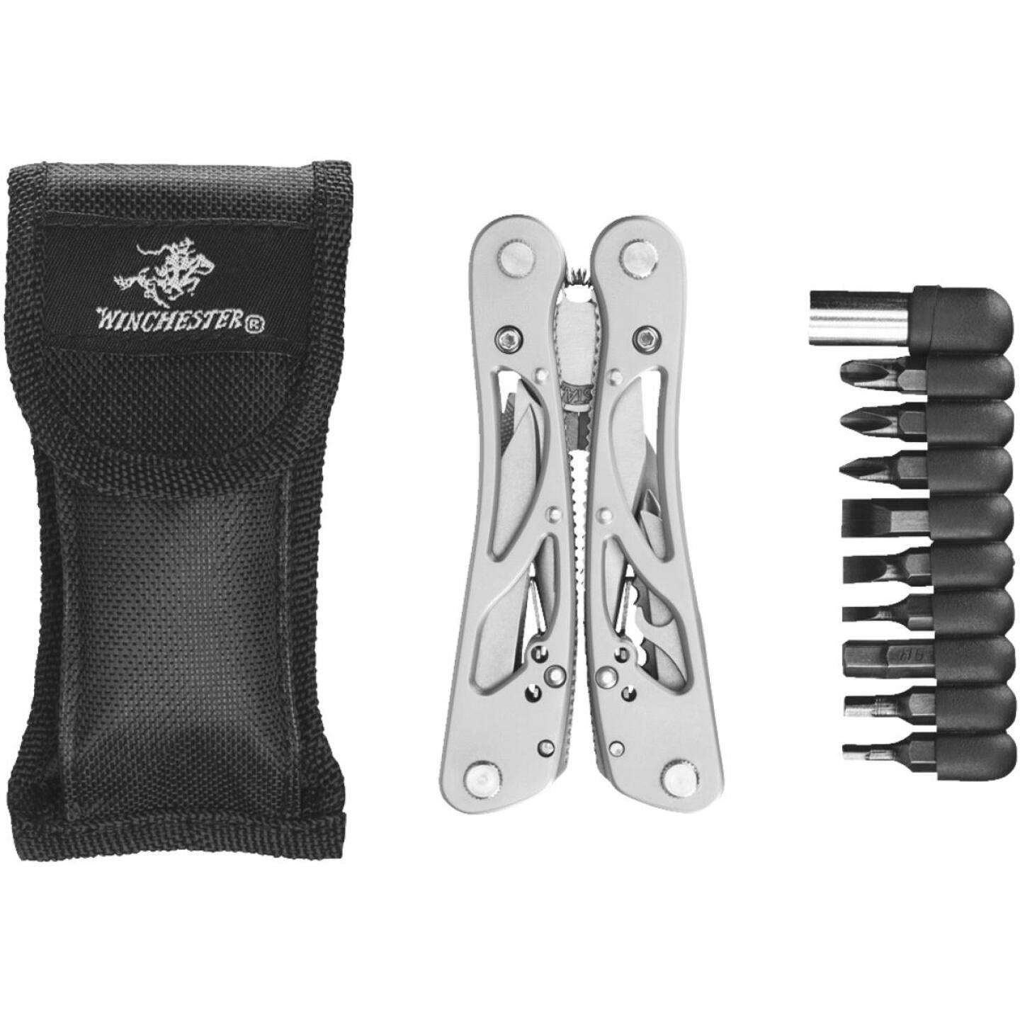 Winchester Winframe 13-Tool Aluminum Multi-Tool Image 2