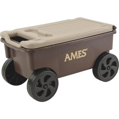 Ames Lawn Buddy 2 Cu. Ft. 200 Lb. Poly Garden Cart