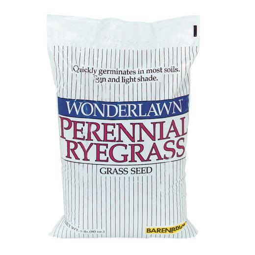 Wonderlawn 5 Lb. 700 Sq. Ft. Coverage Perennial Ryegrass Grass Seed
