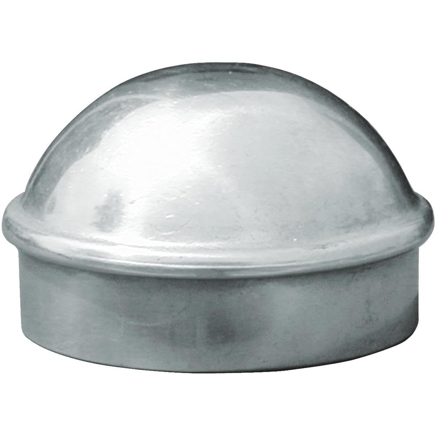 Midwest Air Tech Rounded Post 1-5/8 in. Aluminum Cap Image 1