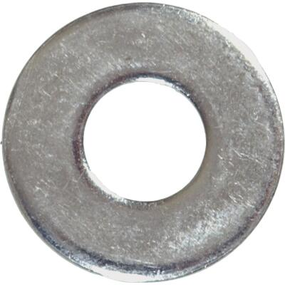 Hillman 3/16 In. Steel Zinc Plated Flat USS Washer (100 Ct.)