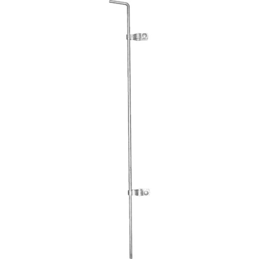 Midwest Air Tech 36 In. L. x 0.5 In. Steel Cane Bolt Assembly