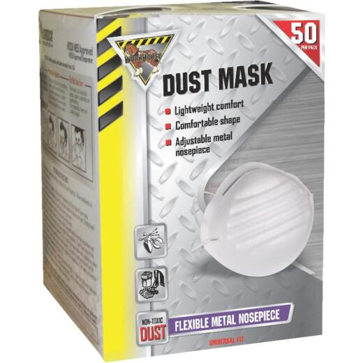 McCordick Glove Disposable Dust Mask (50-Pack)