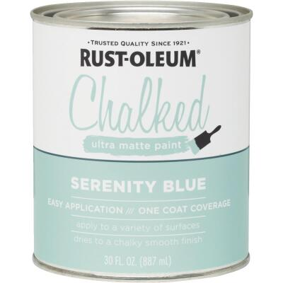 Rust-Oleum Chalked Serenity Ultra Matte 30 Oz. Chalk Paint