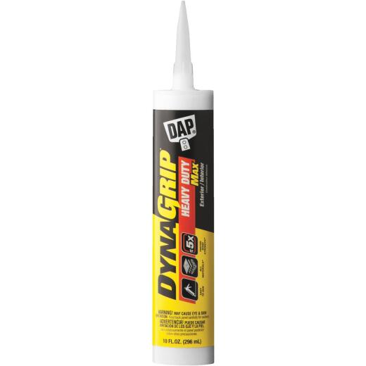 DAP DYNAGRIP 10 Oz.Heavy Duty Max Construction Adhesive