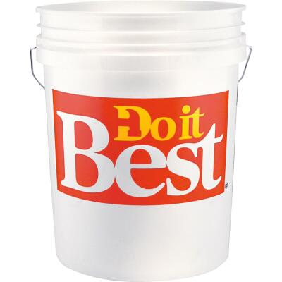 Do it Best 5 Gal. Pail with Red Logo