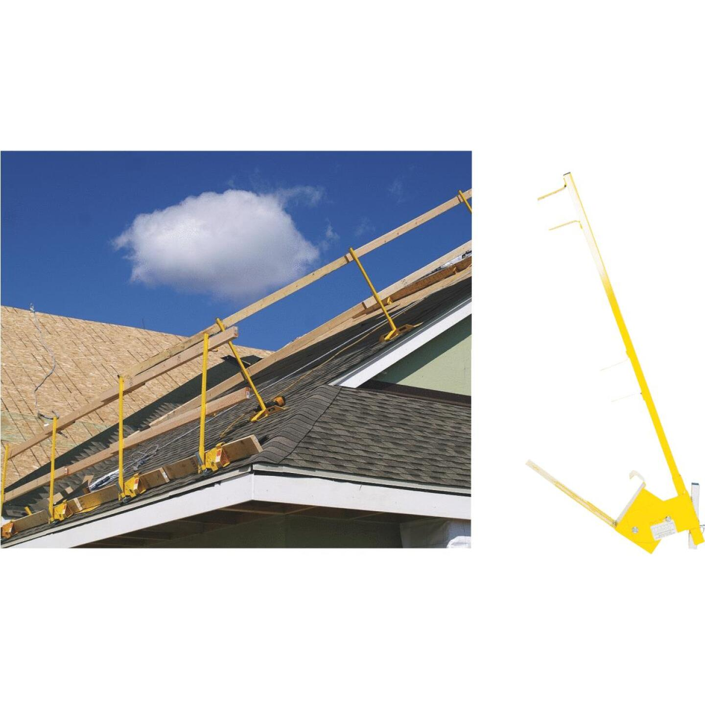 Acro Steel 43 In. Steep Pitch Guardrail System Image 1