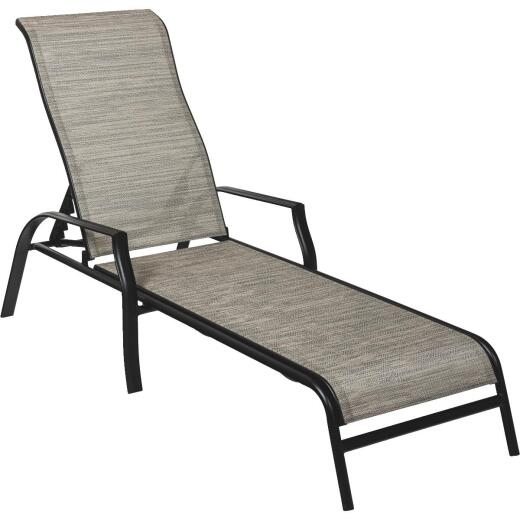 Outdoor Expressions Galveston Chaise Lounge