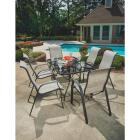 Outdoor Expressions Galveston Rectangular Table Image 3