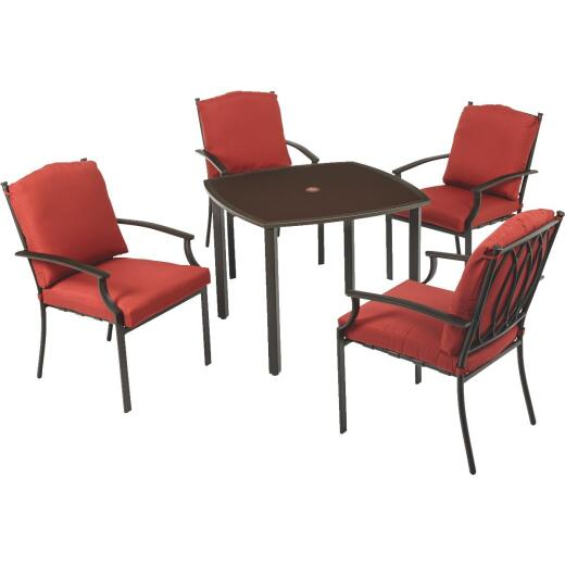Sienna 5-Piece Dining Set