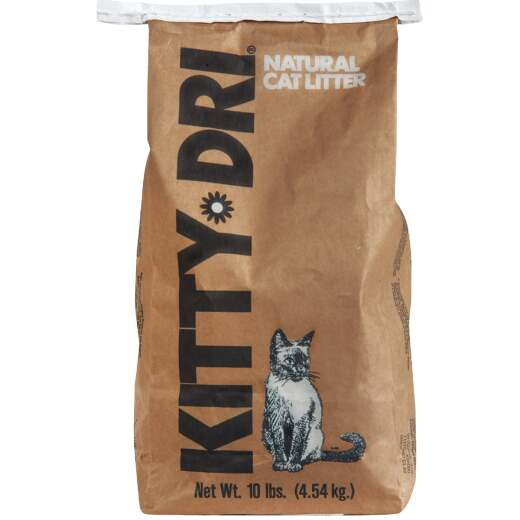 Oil Dri Kitty Dri 10 Lb. Natural Cat Litter