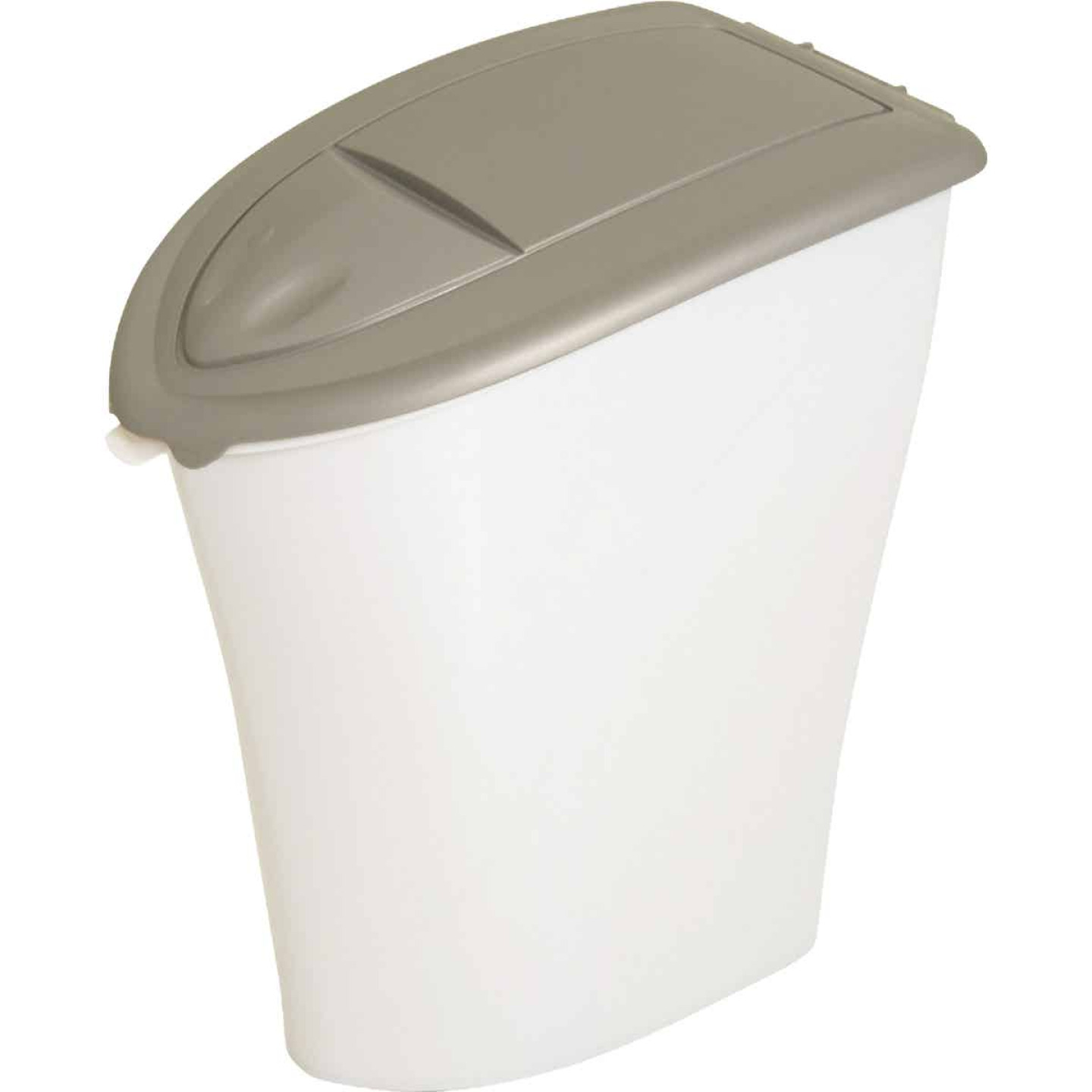 Petmate Ultra 10 Lb. Plastic Pet Food Bin Image 1