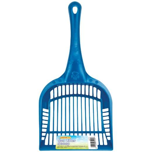 Westminster Pet Ruffin' Plastic Jumbo Cat Litter Scoop