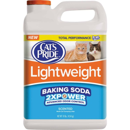 Oil Dri Cats Pride 10 Lb. Odor Control Cat Litter