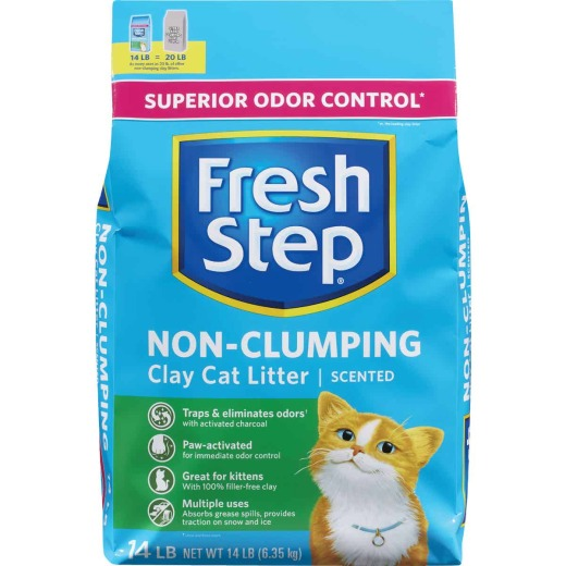 Fresh Step 14 Lb. High Absorbent Cat Litter