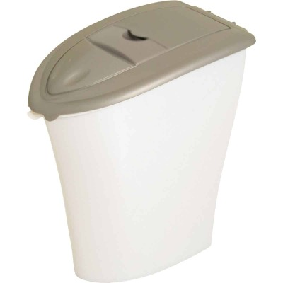Petmate Ultra 20 Lb. Plastic Pet Food Bin