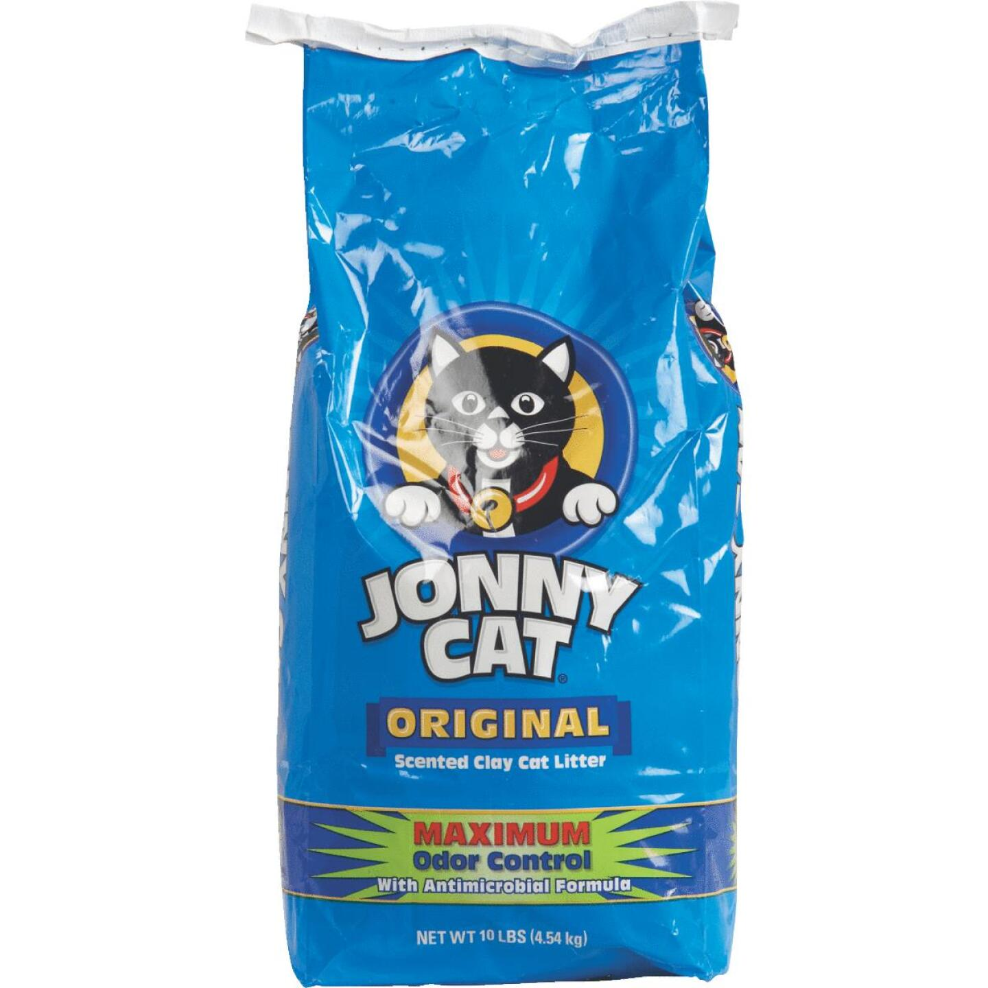 Oil Dri Jonny Cat 10 Lb. Original Scented Cat Litter Image 1