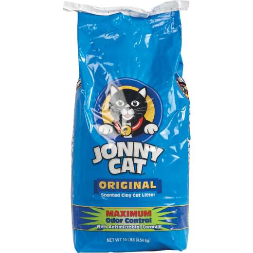 Oil Dri Jonny Cat 10 Lb. Original Scented Cat Litter
