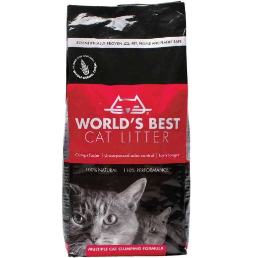 Kent World's Best Cat Litter 7 Lb. Organic Cat Litter