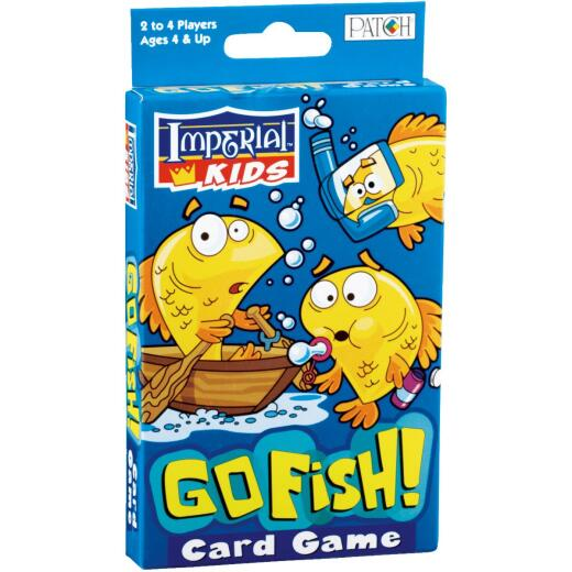 Patch Imperial Kids Go Fish Card Game